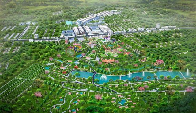 Felicia City thu hút nhà đầu tư ở Bình Phước - 2