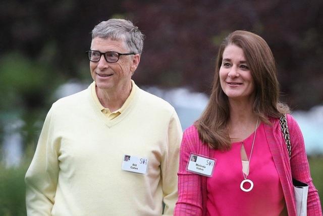 Bill Gates chuyển cho vợ tài sản gần 2,4 tỷ USD vào ngày thông báo ly hôn - 1