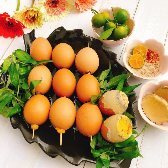 Học cách làm món trứng gà nướng béo ngậy - 2