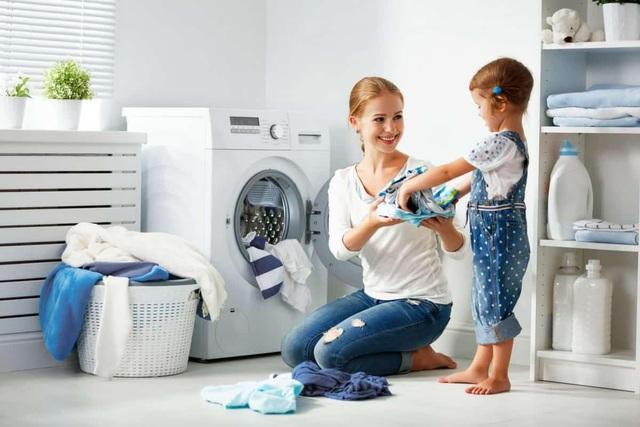 Chuyện giặt sấy của phụ nữ và những nỗi băn khoăn - 1