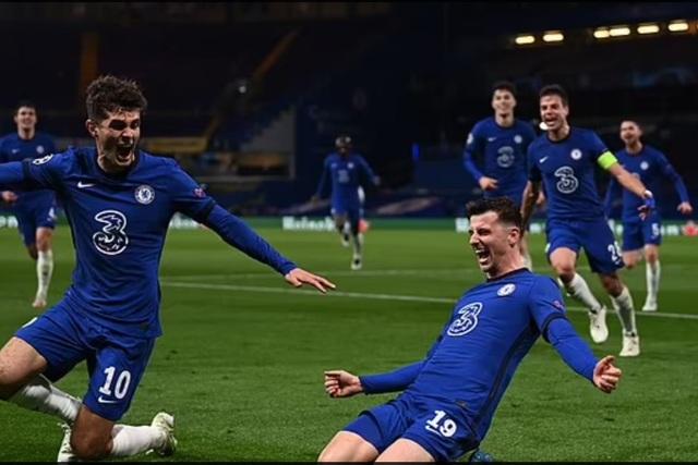 Bóng đá Anh tiếp tục áp đảo ở đấu trường châu Âu mùa giải này - 2