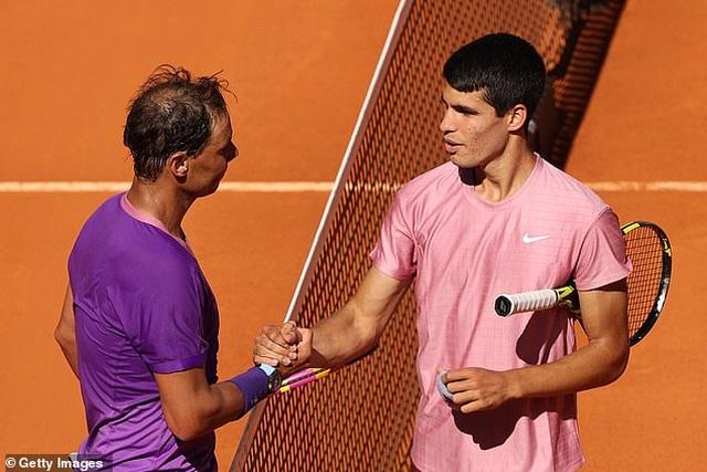 Sau Barcelona Open, Nadal tiếp tục thăng hoa ở Madrid Masters - 1