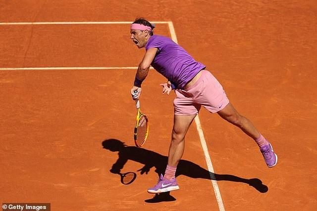 Sau Barcelona Open, Nadal tiếp tục thăng hoa ở Madrid Masters - 2