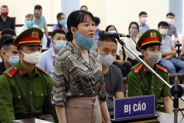 Hôm nay, 14 bị cáo vụ án Nhật Cường nhận phán quyết cuối cùng - 3