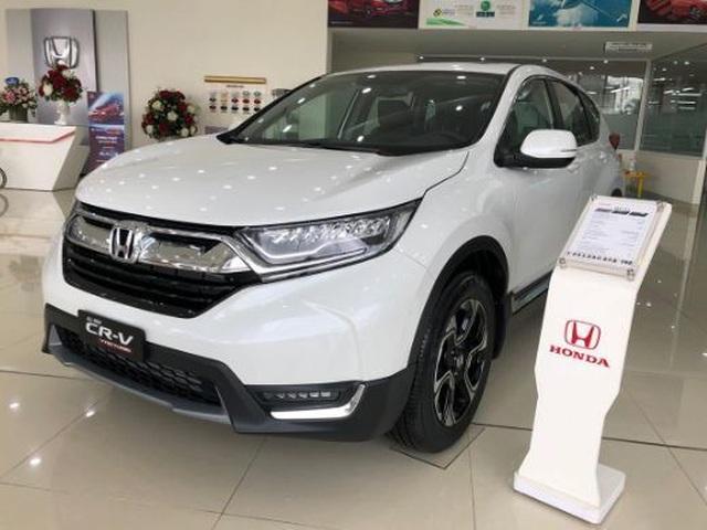 Ô tô tiếp tục giảm giá sâu đầu tháng 5 - 2