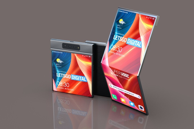 Oppo sẽ ra mắt smartphone gập, đối đầu với Galaxy Z FLip, Motorola Razr - 1