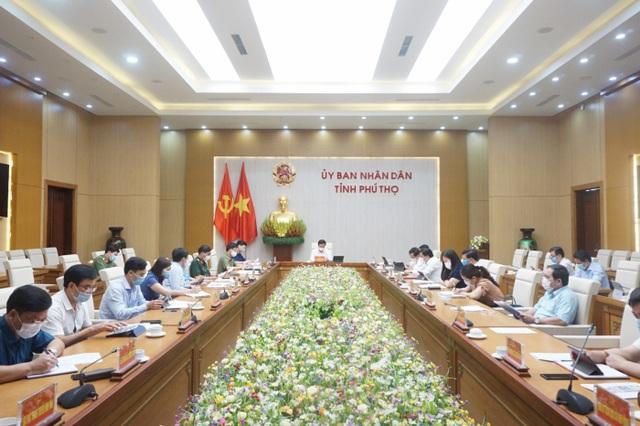 Phú Thọ họp khẩn sau khi nữ công nhân khu công nghiệp 2 lần dương tính  - 2