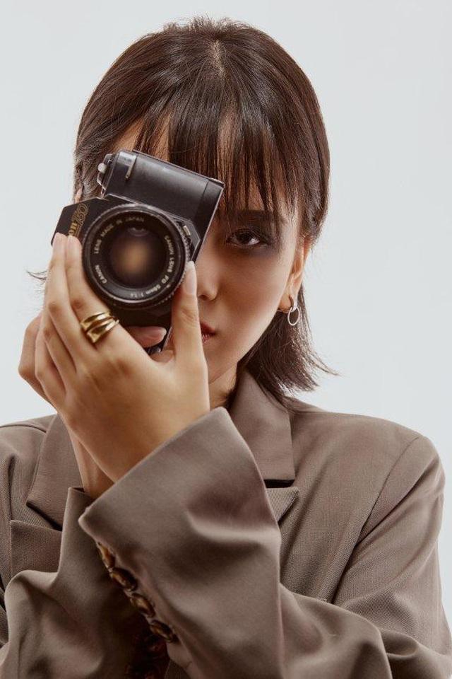 Bộ ảnh chất lừ của nữ sinh giỏi ngoại ngữ trường ĐH Công nghiệp Hà Nội - 3