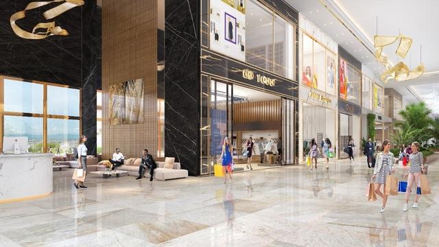 Shop khối đế khách sạn Dolce Penisola: Điểm dừng chân của giới thượng lưu - 2