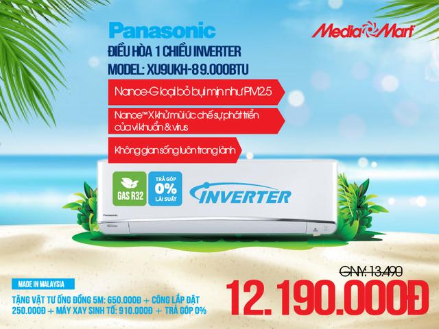 Top 5 điều hòa lọc không khí Panasonic đáng mua nhất - 2