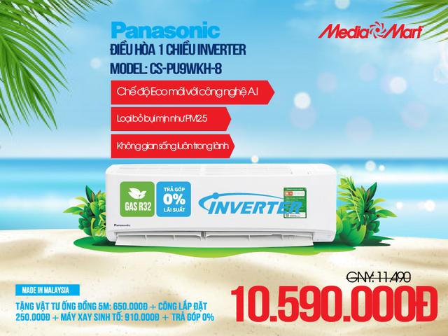 Top 5 điều hòa lọc không khí Panasonic đáng mua nhất - 3