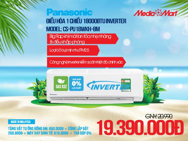 Top 5 điều hòa lọc không khí Panasonic đáng mua nhất - 4