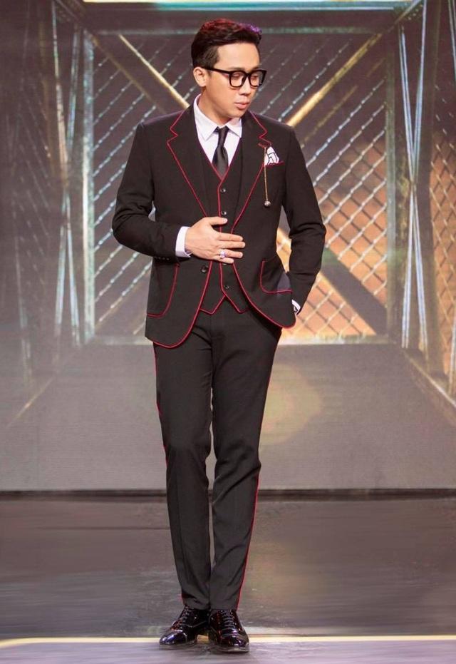 Bất chấp chỉ trích nói đạo lý, Trấn Thành vẫn làm MC Rap Việt mùa 2 - 2