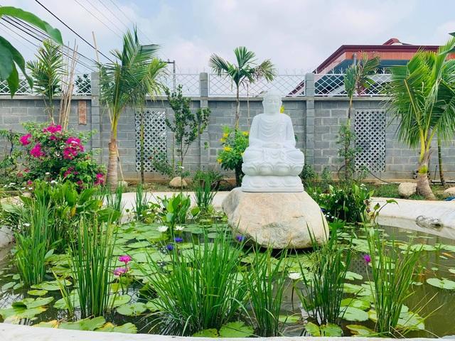 Khu vườn 720m2 đẹp như resort thu nhỏ người chồng tặng vợ ở Đồng Nai - 5