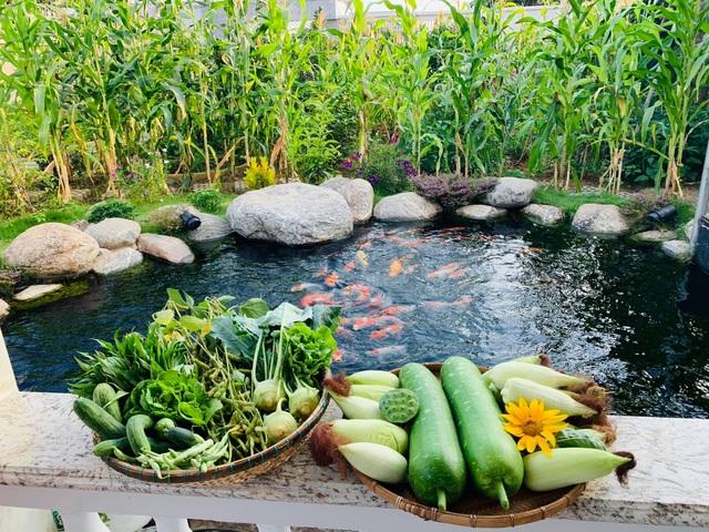 Khu vườn 720m2 đẹp như resort thu nhỏ người chồng tặng vợ ở Đồng Nai - 10