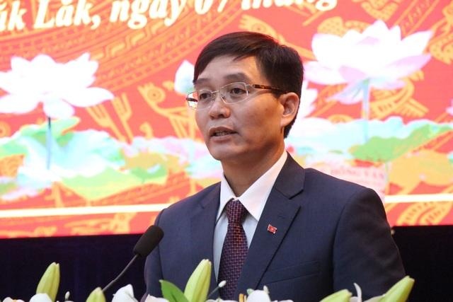 Chủ tịch tỉnh Đắk Nông làm Bí thư Tỉnh ủy Đắk Lắk - 2