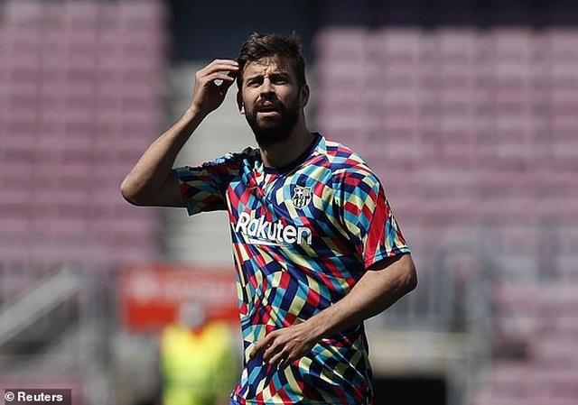 Messi và Suarez tịt ngòi, Barcelona bất phân thắng bại với Atletico - 23