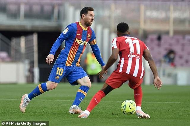 Messi và Suarez tịt ngòi, Barcelona bất phân thắng bại với Atletico - 15