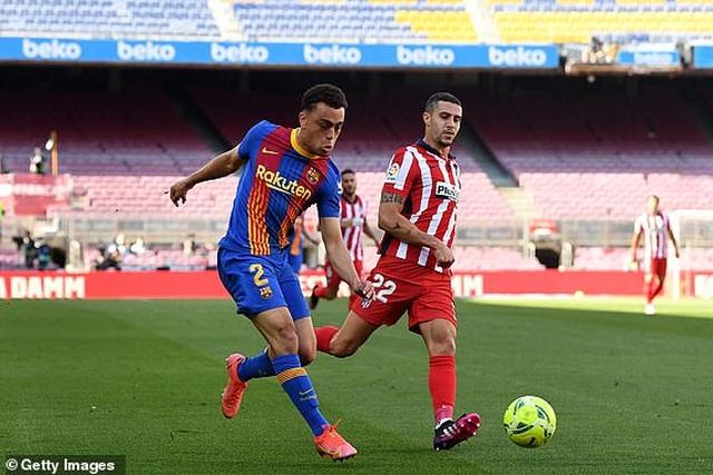 Messi và Suarez tịt ngòi, Barcelona bất phân thắng bại với Atletico - 12