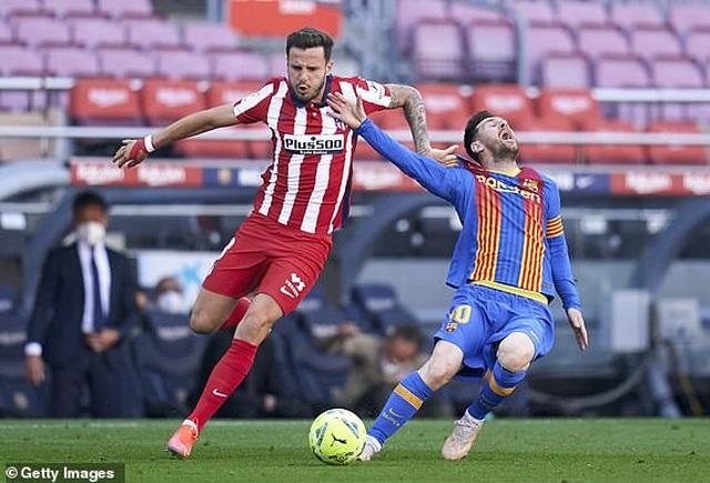 Messi và Suarez tịt ngòi, Barcelona bất phân thắng bại với Atletico - 6