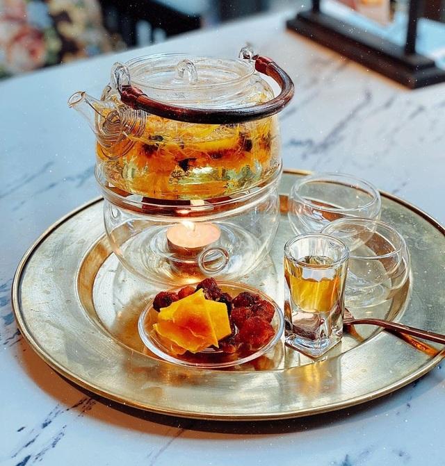 4 loại trà thảo mộc giúp ngủ ngon giấc - 1
