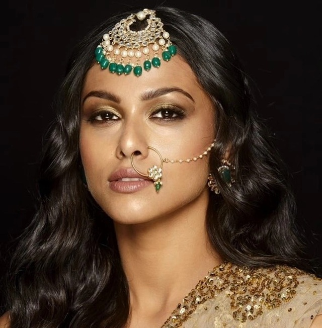 Nhan sắc và bản lĩnh của người đẹp Ấn Độ tại Hoa hậu Hoàn vũ 2020 - 14