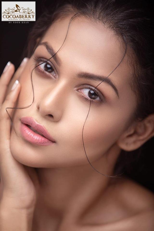 Nhan sắc và bản lĩnh của người đẹp Ấn Độ tại Hoa hậu Hoàn vũ 2020 - 15