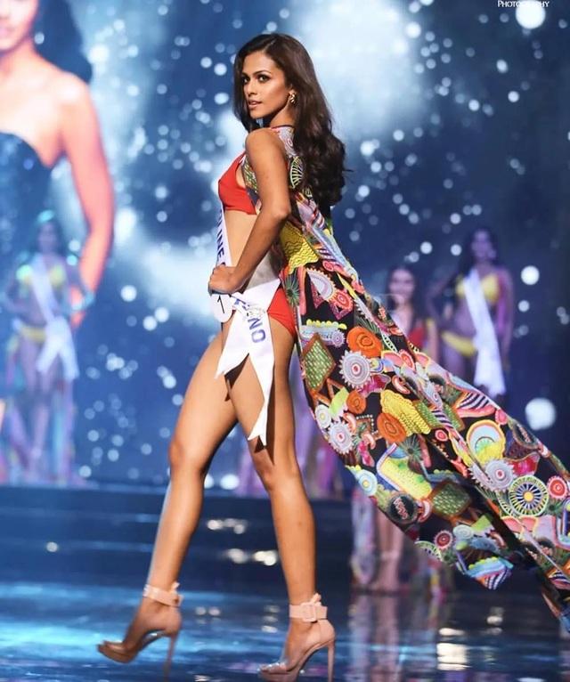 Nhan sắc và bản lĩnh của người đẹp Ấn Độ tại Hoa hậu Hoàn vũ 2020 - 16
