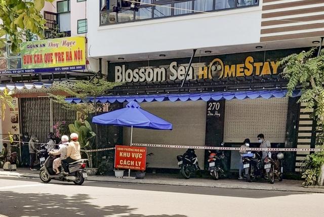 Bình Định phong tỏa các quán ăn, nhà nghỉ do ca nghi mắc Covid-19 ở Đà Nẵng - 1