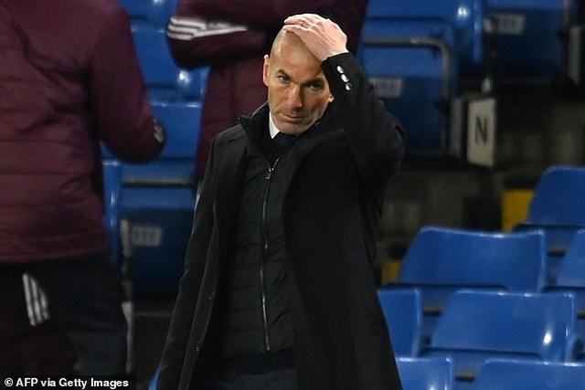 Chán ngấy Real Madrid, HLV Zidane tới bến đỗ mơ ước? - 1