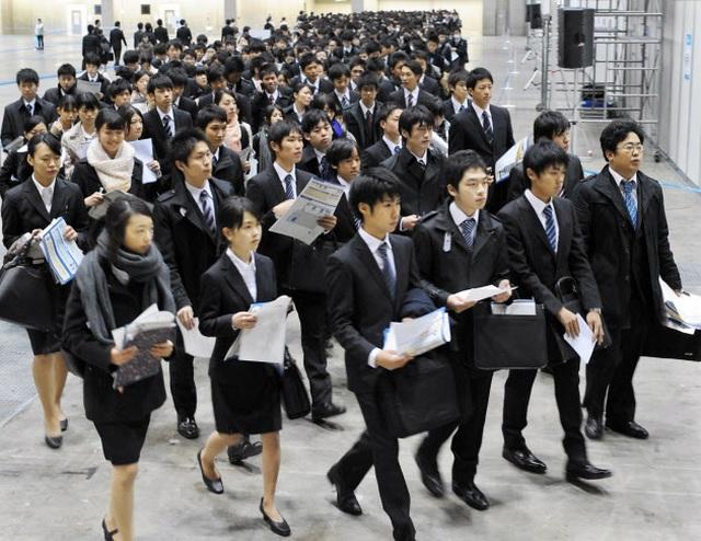 Tuyển dụng trọn đời trong văn hóa làm việc của người Nhật Bản - 3