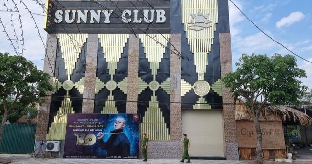 Chủ tịch Vĩnh Phúc: Công an sẽ làm rõ clip nhạy cảm được cho là ở bar Sunny - 2