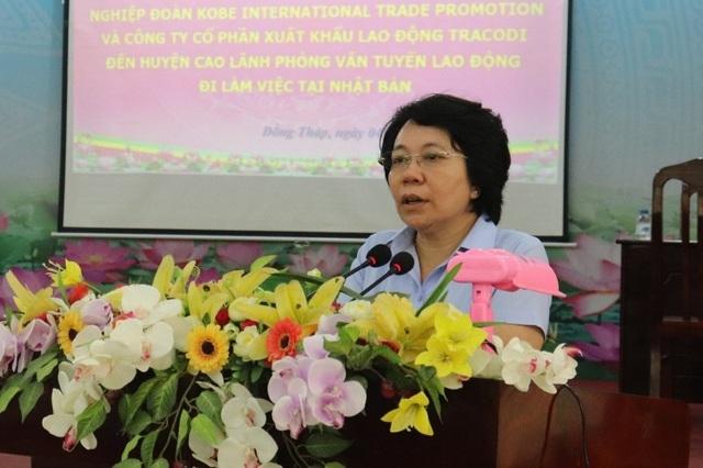 Hơn 1.200 lao động Đồng Tháp chờ ngày xuất cảnh ra nước ngoài làm việc - 1