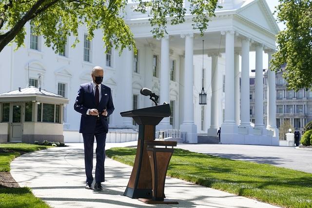 Ông Biden đau đầu vì dự án dang dở từ thời Trump tại Nhà Trắng - 1