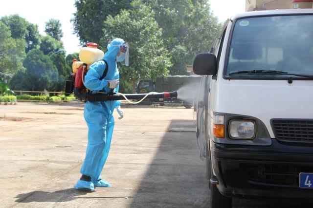 Đắk Lắk: Nữ nhân viên thẩm mỹ dương tính lần 1 với SARS-CoV-2 - 1