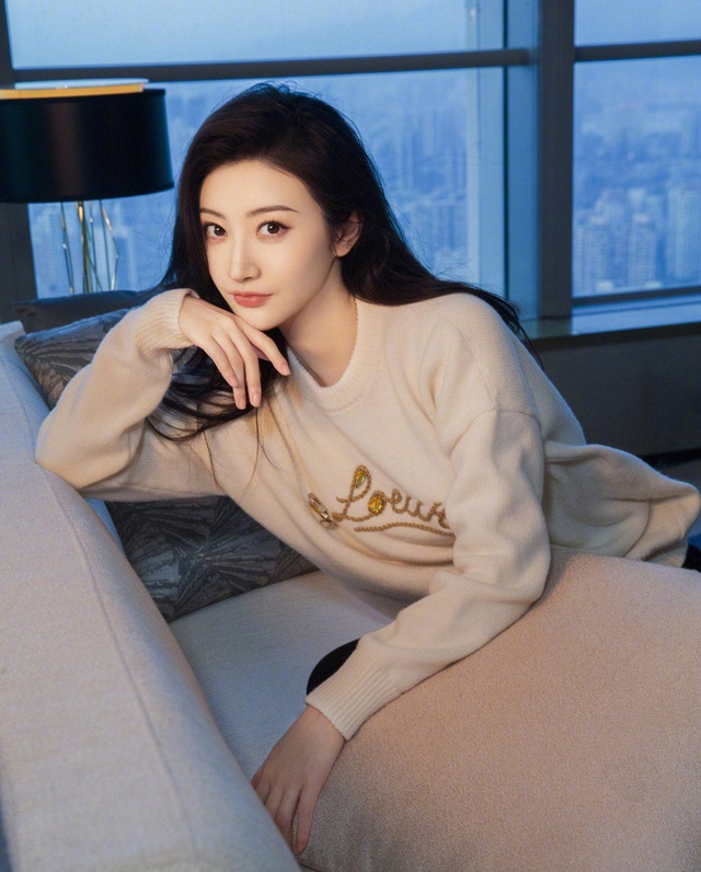 Đệ nhất mỹ nhân Bắc Kinh Cảnh Điềm xinh từ tấm bé - 9