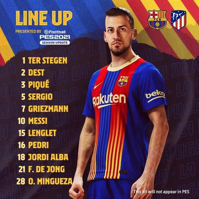 Messi và Suarez tịt ngòi, Barcelona bất phân thắng bại với Atletico - 24