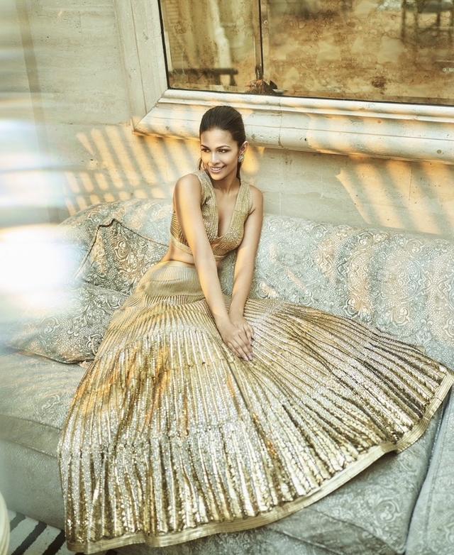 Nhan sắc và bản lĩnh của người đẹp Ấn Độ tại Hoa hậu Hoàn vũ 2020 - 18