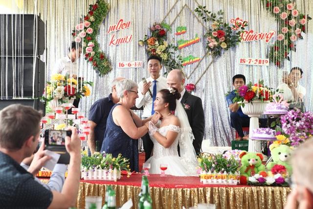 Chuyện tình của chàng trai Tây đi công nông hỏi cưới cô gái nghèo Nghệ An - 8