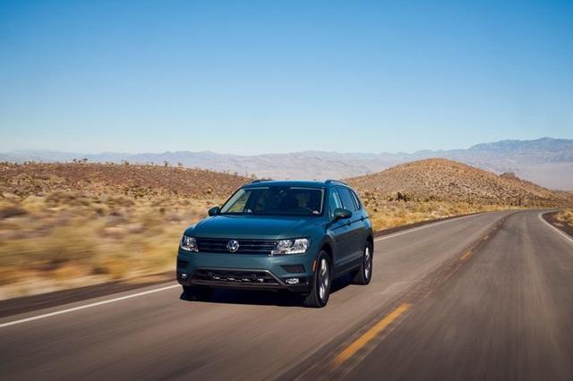 Những mẫu SUV tầm trung tốt nhất 2021 - 3
