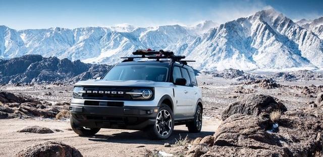 Những mẫu SUV tầm trung tốt nhất 2021 - 5