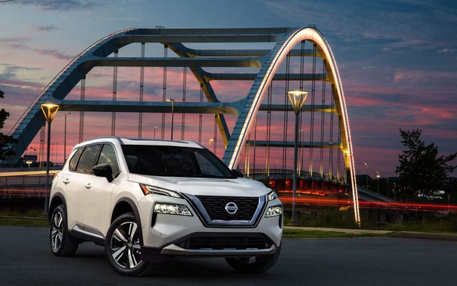 Những mẫu SUV tầm trung tốt nhất 2021 - 6