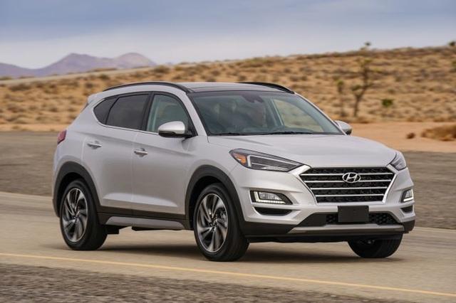 Những mẫu SUV tầm trung tốt nhất 2021 - 7