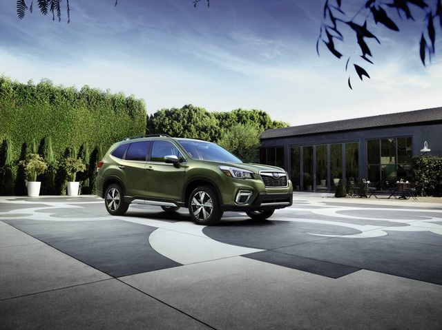 Những mẫu SUV tầm trung tốt nhất 2021 - 9