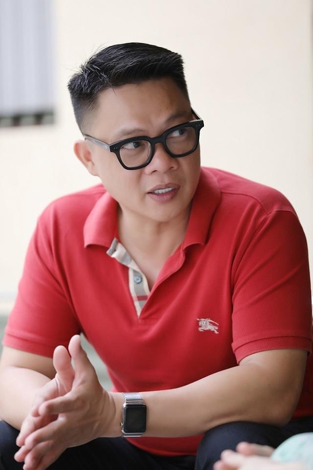 MC Quang Minh: Tôi chăm 3 con trai ở Hà Nội, vợ lo cậu cả ở Đà Nẵng! - 5
