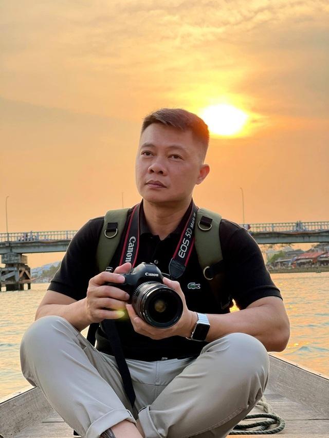 MC Quang Minh: Tôi chăm 3 con trai ở Hà Nội, vợ lo cậu cả ở Đà Nẵng! - 7