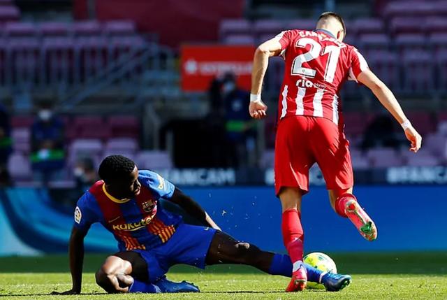 Messi và Suarez tịt ngòi, Barcelona bất phân thắng bại với Atletico - 4