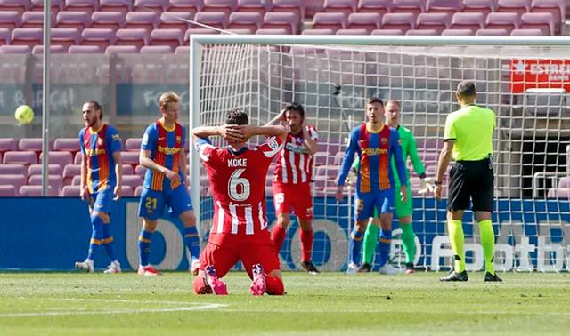 Messi và Suarez tịt ngòi, Barcelona bất phân thắng bại với Atletico - 5