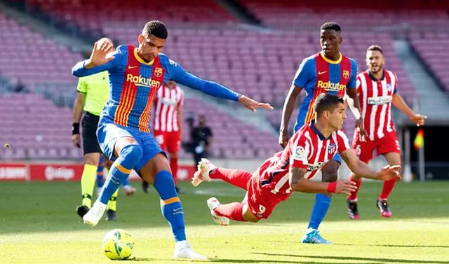 Messi và Suarez tịt ngòi, Barcelona bất phân thắng bại với Atletico - 2