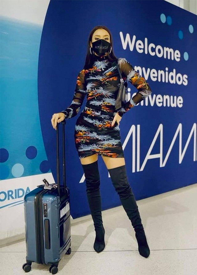 Hoa hậu Thái Lan - Đối thủ đáng gờm của Khánh Vân tại Hoa hậu Hoàn vũ 2020 - 12
